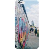 East Side Gallery iPhone Case/Skin