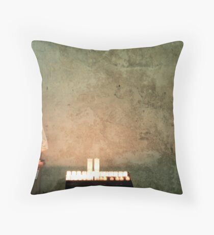 Mary & Son Throw Pillow