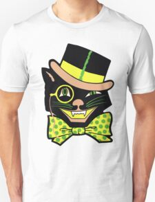 Black Cat - Dapper Dan T-Shirt