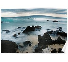 Makena Beach Maui Hawaii Poster