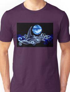 Lunar Sailing Unisex T-Shirt