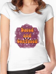 Dazed and Confused Women's Fitted Scoop T-Shirt