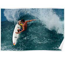 Pro Surfer Ian Walsh .... Poster