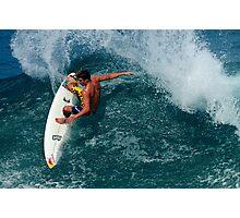 Pro Surfer Ian Walsh .... Photographic Print