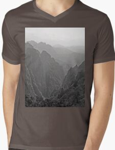 an inspiring China landscape Mens V-Neck T-Shirt