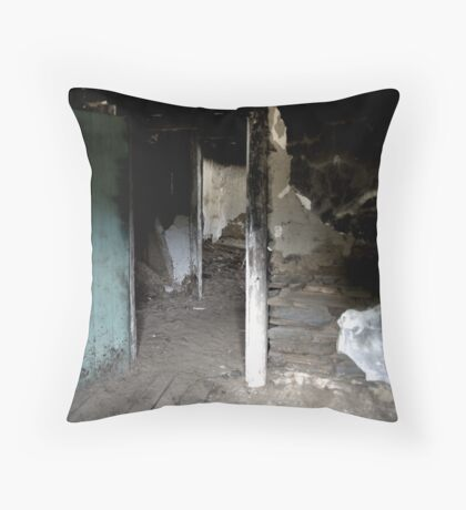 The Sitting Room Throw Pillow