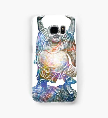 Mystic Whirlpool | Happy Buddha Remixx Samsung Galaxy Case/Skin