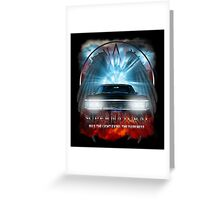 Supernatural May the light expel the darkness Greeting Card