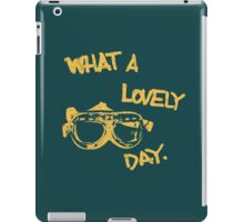 What a lovely day - or iPad Case/Skin