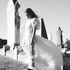 Graveyard Portrait 1 by Karin Ward
