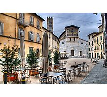 Lucca 2 Photographic Print