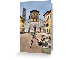 Lucca 3 Greeting Card