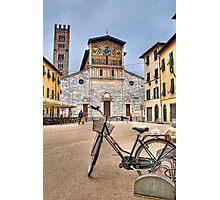 Lucca 3 Photographic Print