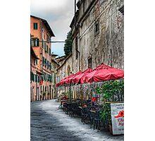 Lucca 4 Photographic Print
