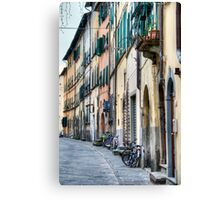 Lucca 5 Canvas Print