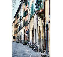 Lucca 5 Photographic Print