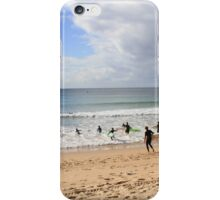 Manly Beach, Australia iPhone Case/Skin