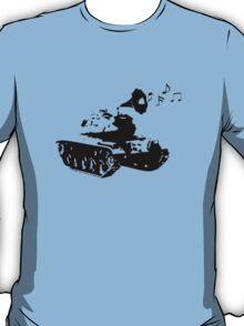 Make Music, Not War T-Shirt