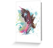 Far Cry 4 Eagle Graff Greeting Card