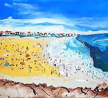 Bondi Beach  by gillsart