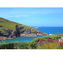 The Beauty Of Cornwall Photographic Print