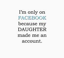 Facebook (daughter ver) T-Shirt