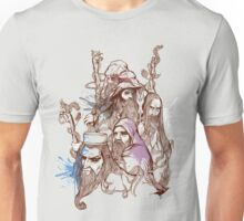 Wizards Unisex T-Shirt