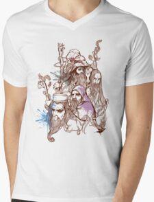 Wizards Mens V-Neck T-Shirt