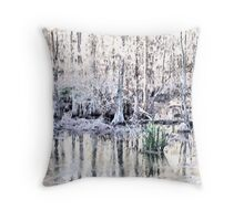 Swift Creek Throw Pillow