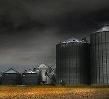 """ Storm Silo "" by canonman99"