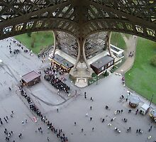From the Eiffel Tower by photosbyDavid