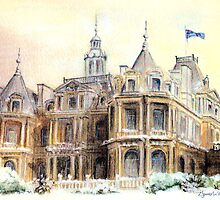Halton House by Emma S