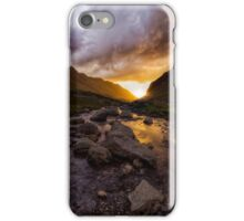 Valley Of Light iPhone Case/Skin