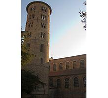 St. Apollonaris Church, Classe Photographic Print