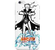 Naruto Kyubi 2 iPhone Case/Skin
