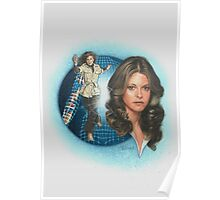 The Bionic Woman! Poster