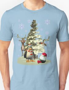 Looking for Santa.. tee shirt T-Shirt