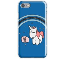Cute Unicorn with Rainbow iPhone Case/Skin