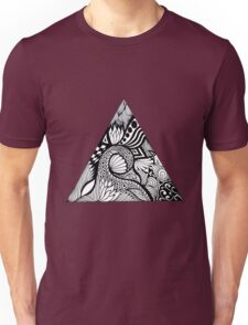 Triangle detail Unisex T-Shirt