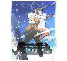 Danmachi 2 Poster