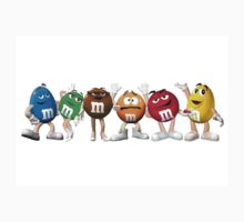 M&M Characters Kids Clothes