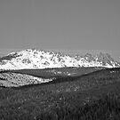 Sierra Buttes by flyfish70