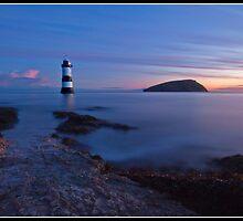Dawn over Penmon point by Shaun Whiteman