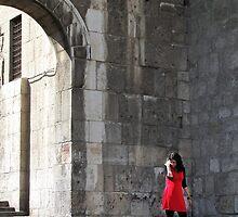 Little Red Hood or Mrs Putiphar ? by Hélène David-Cuny