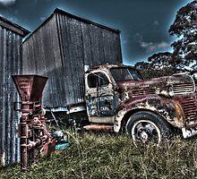 Dudley Frecklington cargo. by Ian Ramsay