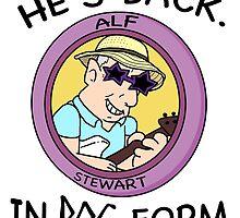 Alf Stewart Pog by Logan Niblock