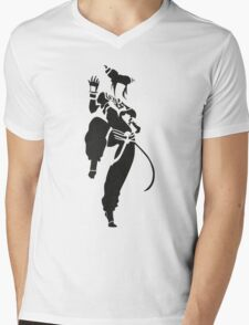 Juri Mens V-Neck T-Shirt