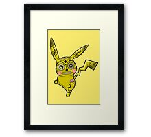 Sugarchu Framed Print