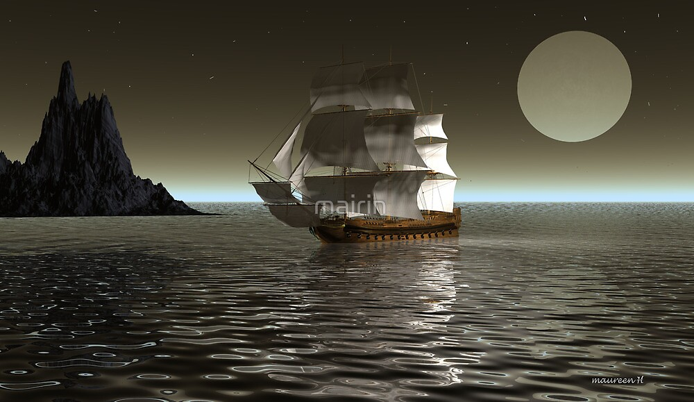 The Voyage by mairin
