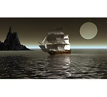 The Voyage Photographic Print